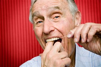 Cuidados com a saúde bucal dos idosos